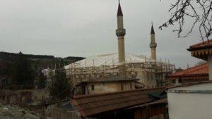 «Реставрація» Ханського палацу в Бахчисараї