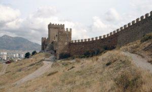 Ґенуезька фортеця