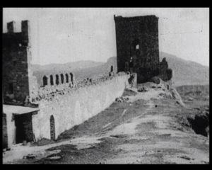 Руїни Генуезької фортеці у м. Судак