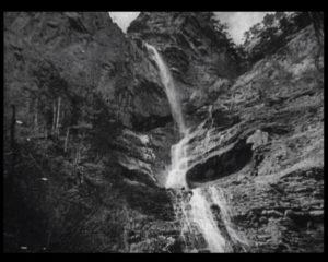 Водоспад Учан-Су, південний схил гори Ай-Петрі