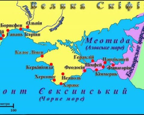 Ethnic mosaic of the peninsula: Greeks