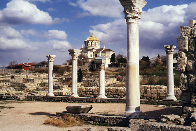 Chersonesos-Tavriya Museum-Reserve