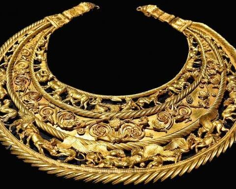 "Scientific and practical round table ""The case of Scythian gold: current status and prospects"""