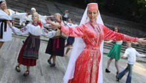 Гордість нації: кримськотатарський народний танець