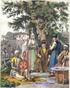 Crimean Tatar music of the Khan's period