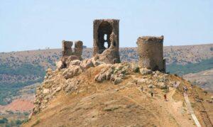 Генуезька фортеця Чембало у Балаклаві