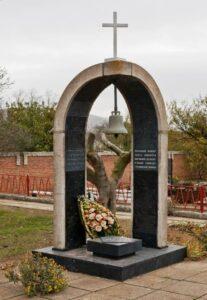 Меморіал у Глазівці під Керчю