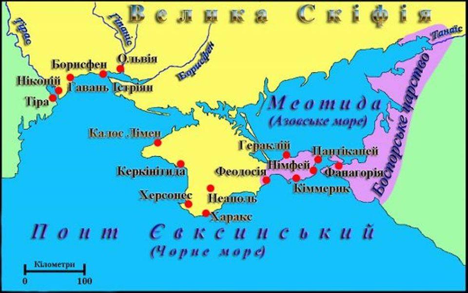 Етнічна мозаїка півострова: греки