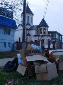 Церква святої Ніно у Керчі в окупації