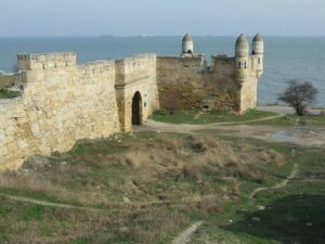 Enikale Fortress is an eternal struggle with the enemy