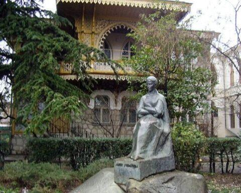 Музей Лесі Українки в Ялті