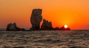 Coastal stars of the Crimea. Light and word