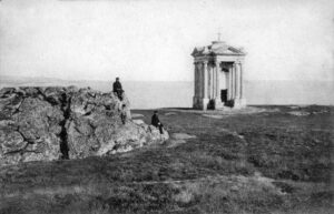 Destroyed temples of Kerch
