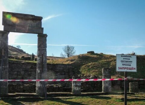 Monitoring of violations of international humanitarian law regarding the preservation of cultural heritage in the temporarily occupied territory of the Autonomous Republic of Crimea and the city of Sevastopol