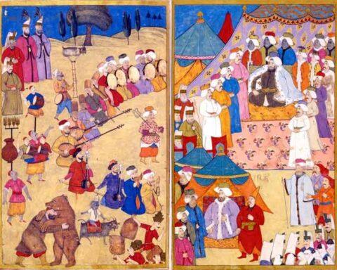 Кримськотатарська музика ханського періоду