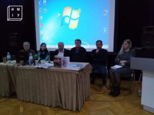 Meeting with witnesses of the Russian annexation of Crimea