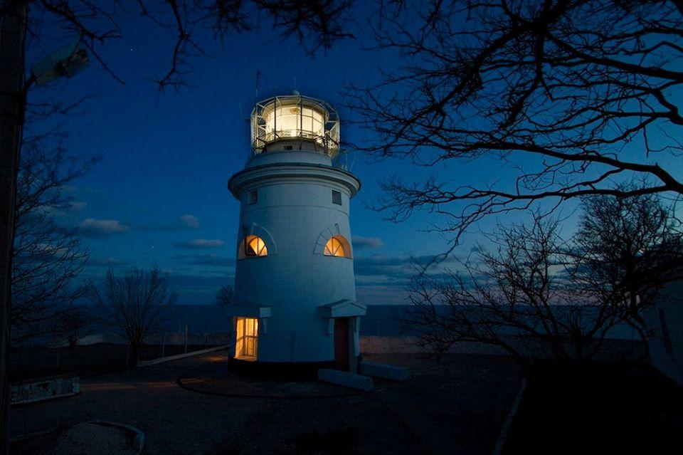 Coastal stars of the Crimea