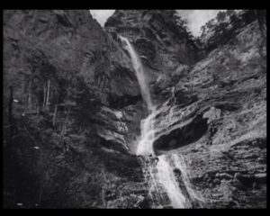 Wuchang-Su Waterfall, the southern slope of Mount Ai-Petri
