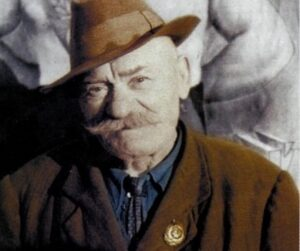 Ivan Piddubny in old age