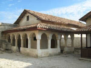 Mysteries of the Crimean Jerusalem