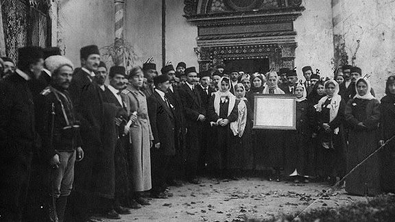 The status of Crimea in the vision of the Crimean Tatar politicum: from autonomy to an independent state (1917-1920)