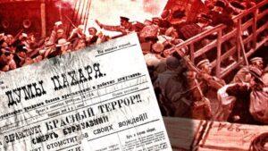 Bolshevik terror