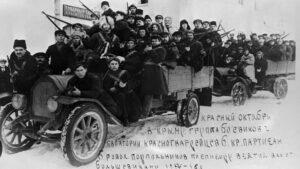 Bolsheviks in the Crimea, 1918