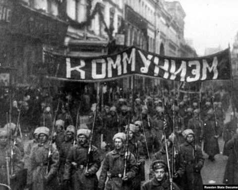 Changing the attitude of the Crimean Tatars to the Bolsheviks