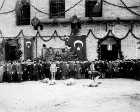 Crimean Tatars in Turkey