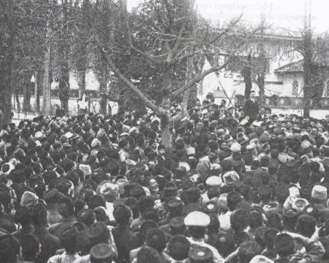 Political and legal status of Crimea in the visions of socio-political forces in 1917-1920