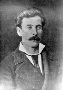 Ismail Gasprinsky. 1883. Photo - from the funds of the Museum of Ismail Gasprinsky