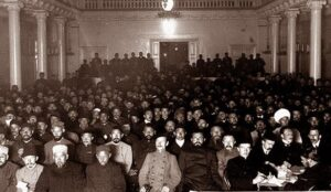 Delegates of the First All-Russian Muslim Congress