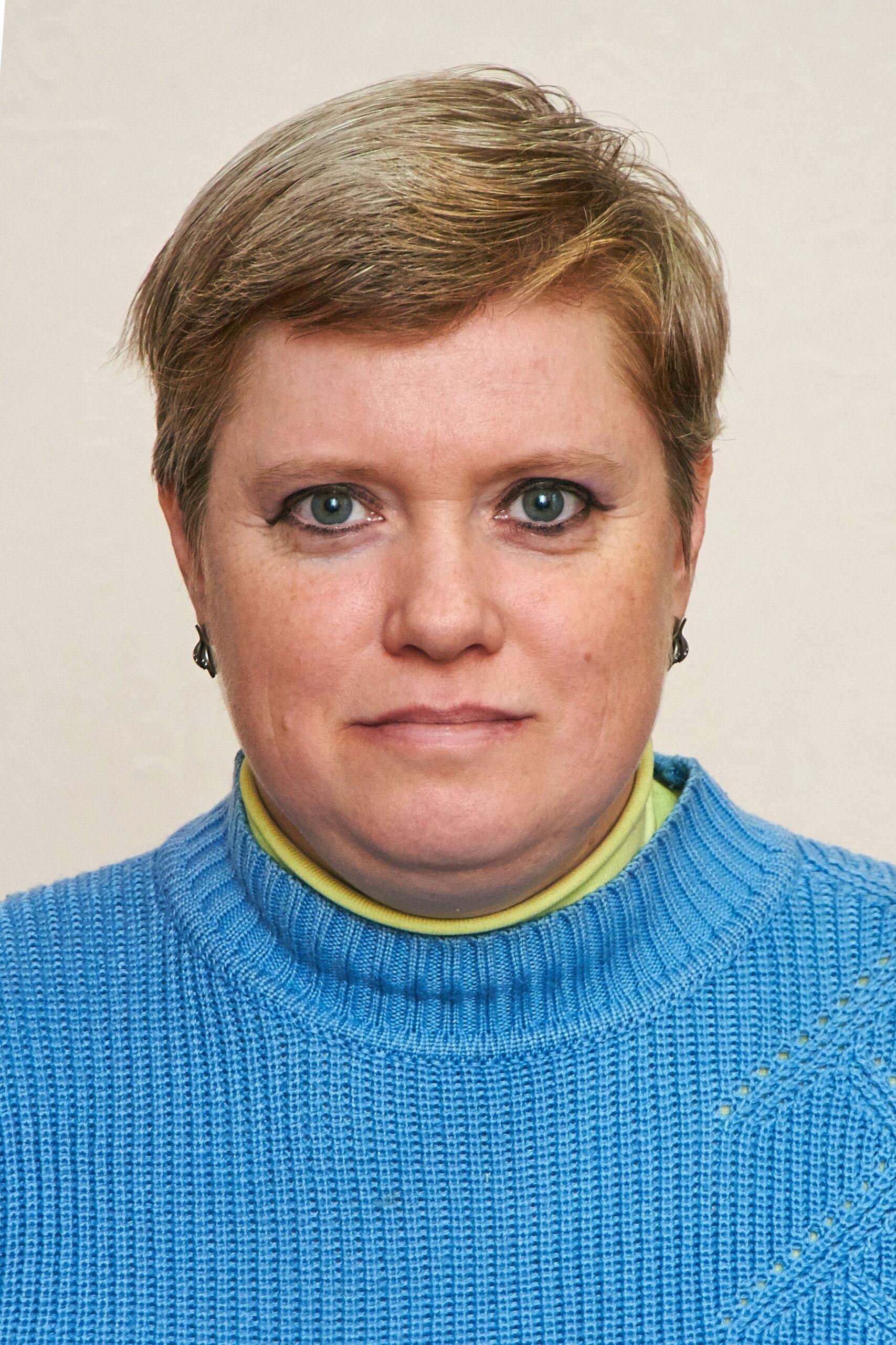 Tetiana Bikova