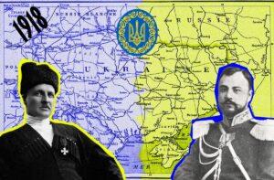 Pavlo Skoropadsky and Suleyman Sulkevych Photo: Ukrainian interest / Vladyslav Nedashkivsky