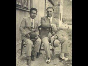 Jaffar Seydamet (right)