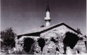 Mosque and madrasah of the Uzbek khan in the Old Crimea