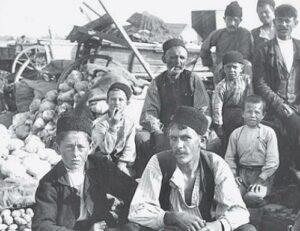 Crimean Tatars, market traders