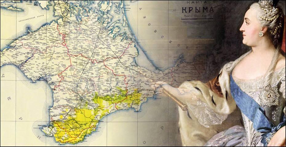 Liquidation of the Crimean Khanate