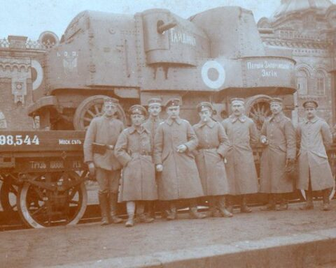 Становище в Криму напередодні окупації німецькими військами у 1918 р.