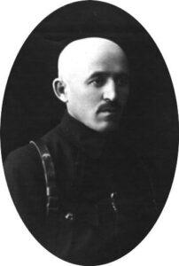 Bolshevik Ismail Firdevs (Kerimjanov)