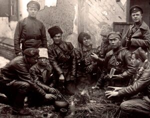 The Bolsheviks in the Crimea