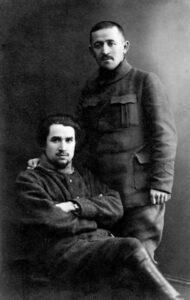 Sultan Galiev and Ismail Firdevs
