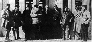 Deputation of Crimean Tatars to the Central Rada