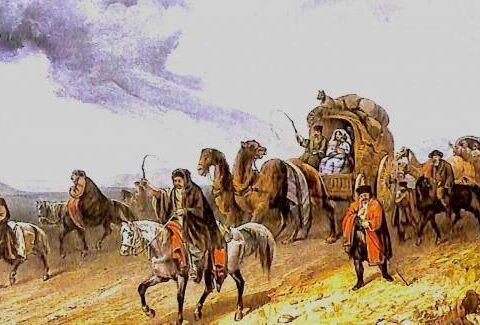 Перша хвиля еміграції кримських татар