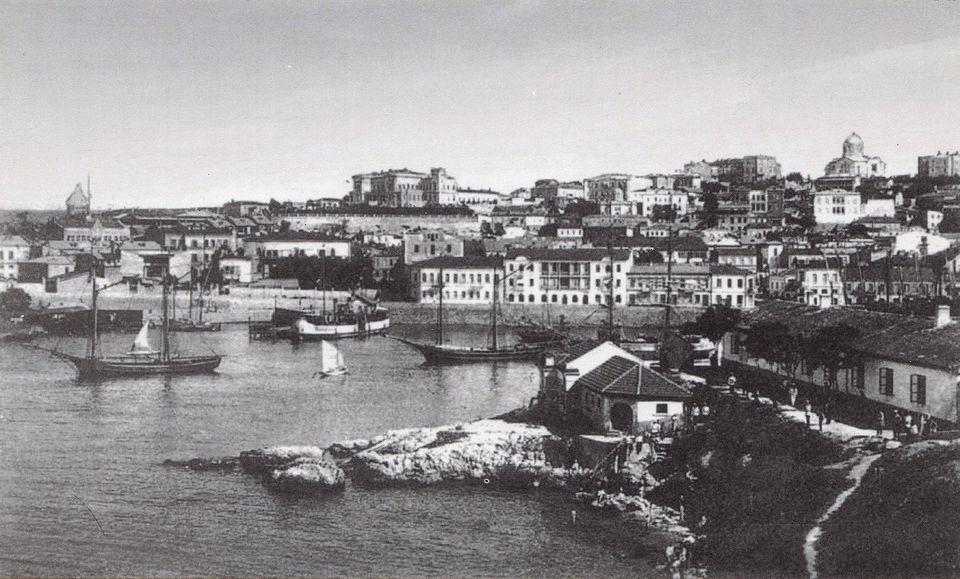 Sevastopol Bay, beg. XX century