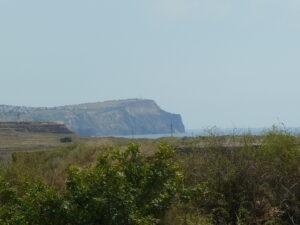 Заповідні ділянки хори Херсонеса Таврійського в південній частині Гераклейського півострова