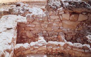 Заповідна ділянка античної хори Херсонеса Таврійського в Юхариній балці
