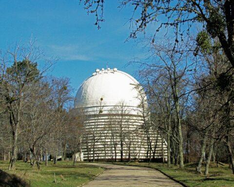 Кримська астрофізична обсерваторія