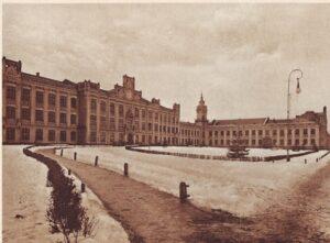Kyiv Polytechnic Institute - alma mater of Irynarkh Shchogolev