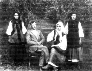 Immigrants to the Crimea from Poltava region. with. Zuya, 1928